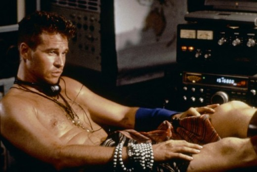 Val Kilmer in The Island of Dr. Moreau (1996)
