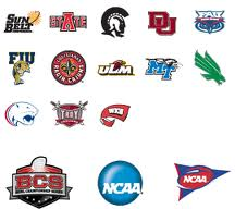Sun Belt Football Teams