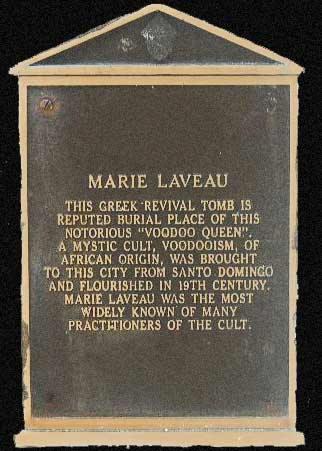 Marie's Grave