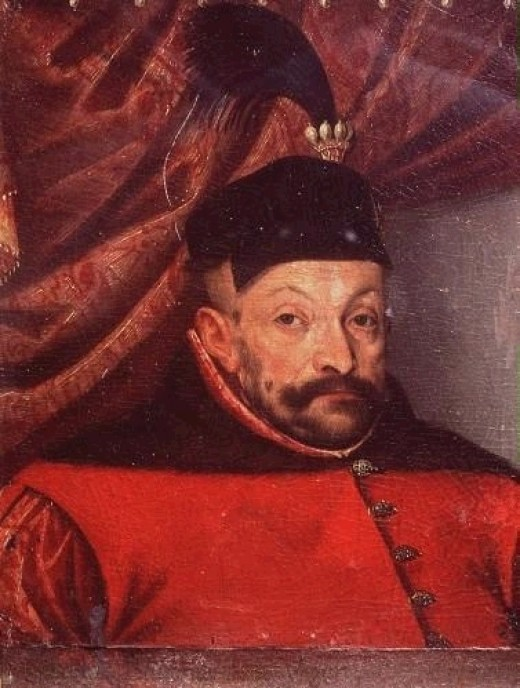 Stefan Bathory, Prince of Transylvania, Grand Duke of Lithuania and king of Poland