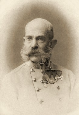 Franz Joseph I Emperor and King