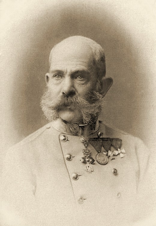 Franz Joseph I Emperor and King