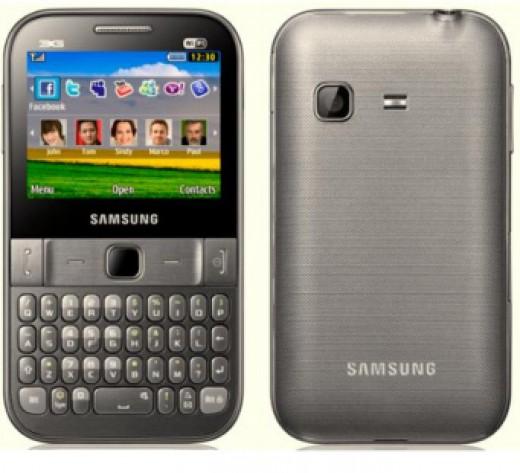 Samsung Chat 3.5G