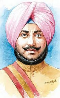 Maharajah of Patiala, Flamboyant Lover, Statesman and Sikh Leader
