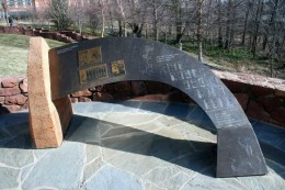 Sculpture also offers site interpretation