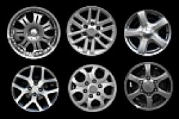 Danger!! Admiring rims can apparently be very risky and could potentially cost you your life.