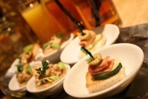 Food service and menus are very important parts of event planning.