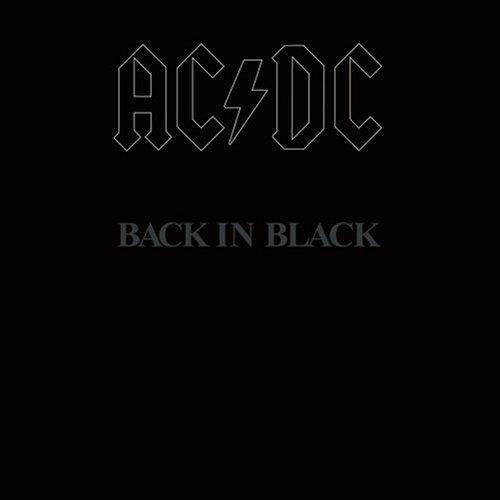 """""""Back in Black"""" - AC/DC"""