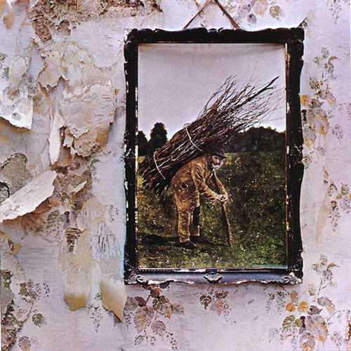 """""""IV"""" - Led Zeppelin"""