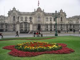 Palacio de Gobierno, Lima, Peru.
