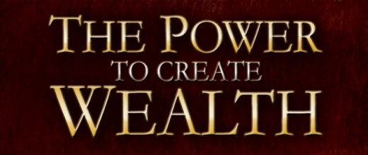 The Power to create wealth:It's all in your imagination