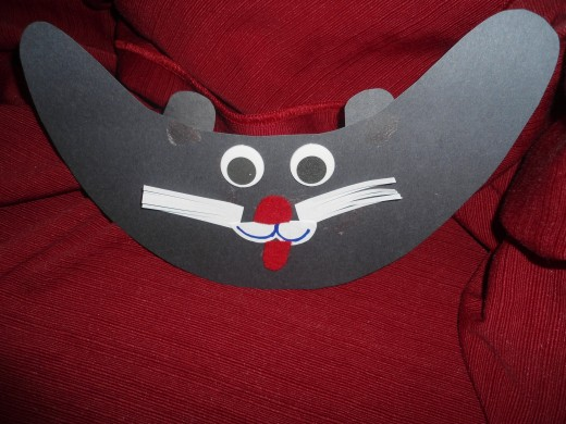 ...kitty cat visor