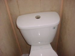 How to Install a Water Saver Toilet with Photos