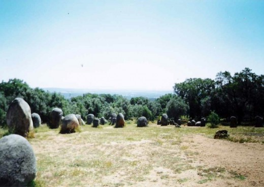 Cromlech of Almendres