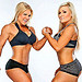 """The typical attraction: Two hot blondes in a wrestling """"cat fight."""" It make not be politically-correct, but it sells tickets."""