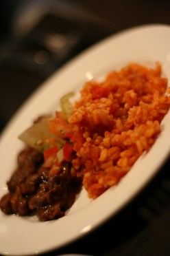 Spanish Rice Side Dish