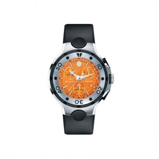 Men's Chronograph   Sapphire Crystal   Quartz Movement