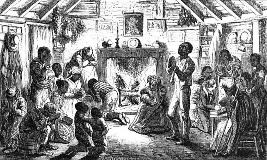 the perception of slavery in the minds of the southerners A slave auction in the south, from an original sketch by theodore r davis   they did not perceive the existence of slavery in america as a problem,  in the  white mind: the debate on afro-american character and destiny,.