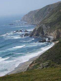 A Hike By the Sea