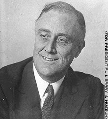 FDR was in a wheelchair because of Gullian Barre
