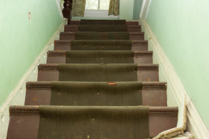 A Staircase like this prevents several dangers to a senior