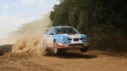 Safari Rally - The tough and rough car rally