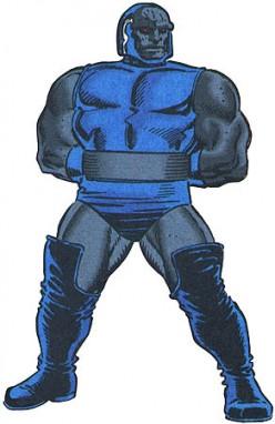 Darkseid- Psychology of a Supervillain