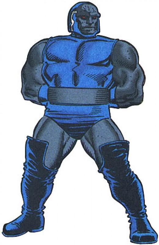 Darkseid Art by George Perez