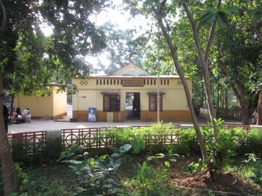 Angadippuram Railway station