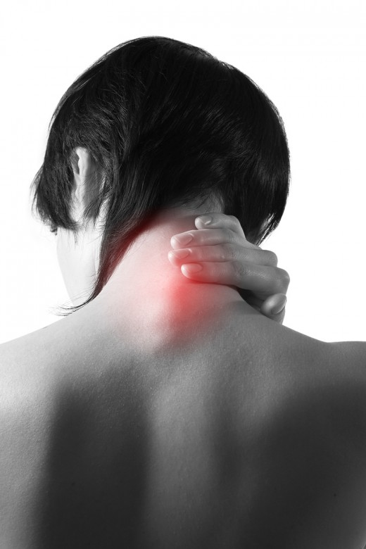Neck pain can be caused by different factors