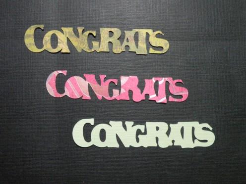 Congrats layers