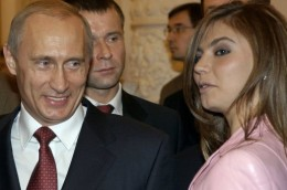 Putin and Alina in the Duma. I suspect the rumors are true.