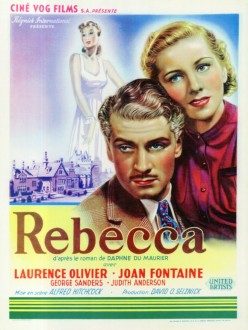 Rebecca (1940) - Illustrated Reference