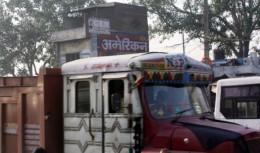 A Delhi truck