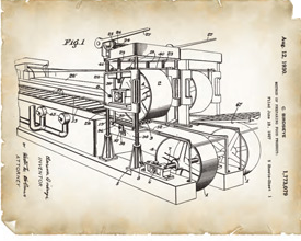 Birdeye's flash freezing invention 1927