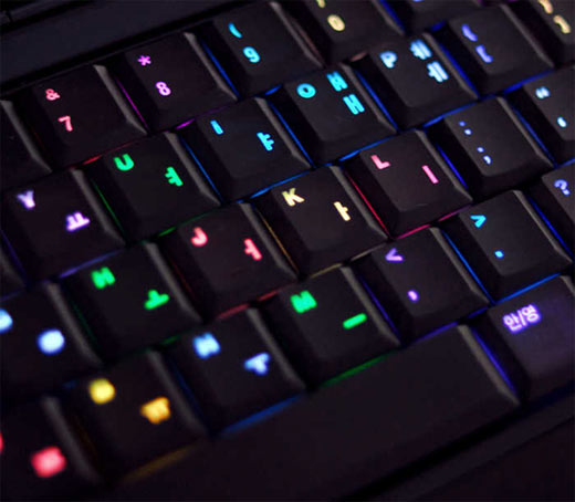 Next Step - A Virtual Keyboard?