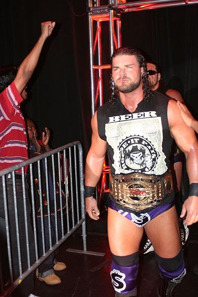 The beer-drinking Roode
