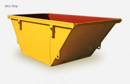 Mini skip hire is an excellent way to declutter your home
