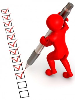 Managing a business successfully means checking completed tasks off ...