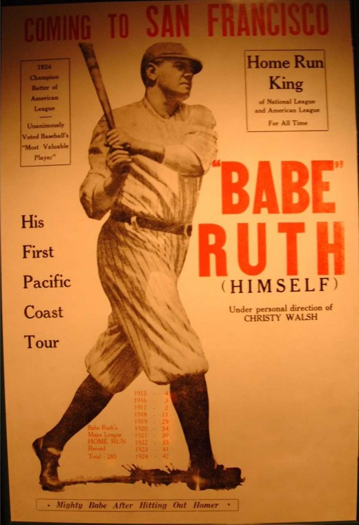 early life of george herman ruth Becoming babe ruth written  george herman ruth is just a boy  , matt tavares sheds light on an icon who learned early that life is what you make of it.