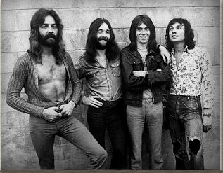 Remember the 1970's? Many might think these guys were fags. Actually, they are Foghat, the well known rock band. Looks are deceiving.