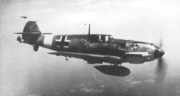 The German ME-109