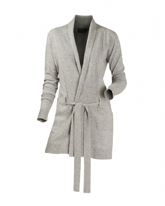 Long Belted Cashmere Cardigan LK-859 Price: £149.00  Offer price: £111.75
