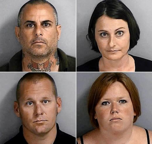 White Racist Patriots