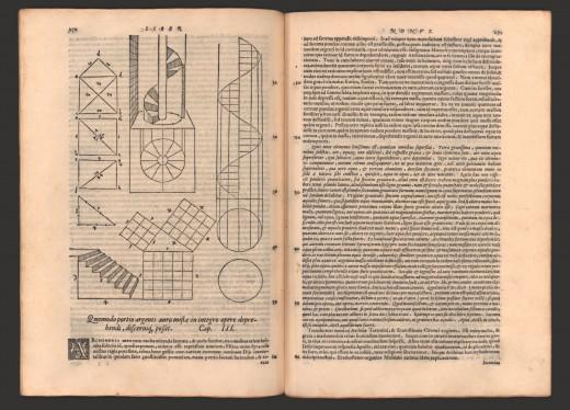 Vitruvius Manuscript