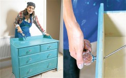 How To Paint Pine Furniture
