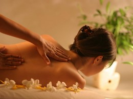 Massage is a great alternative to medications