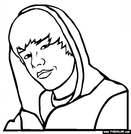 Free Coloring Pages Of Chris Brown Chris Brown Coloring Pages