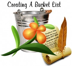 Have you ever wanted to create your own Bucket List?
