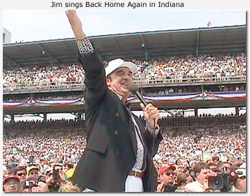 "Jim Nabor sings ""Back Home in Indiana"""
